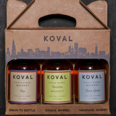 Koval Whiskeys