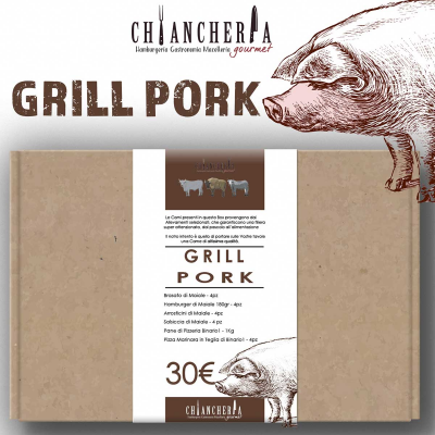 copy of Grill Beef - Per 4 persone